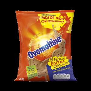 Achocolatado em Flocos Extra Crocante Ovomaltine 10MM 750g OVOMALTINE