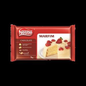 Chocolate Cobertura Branco Marfim 1Kg Nestlé
