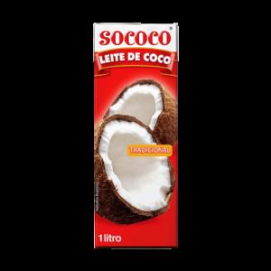Leite de Coco Sococo TP 1L