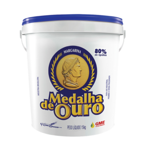 Margarina Medalha de Ouro 15Kg