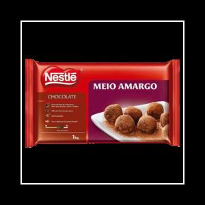 COBERTURA MEIO AMARGO 1Kg Nestlé