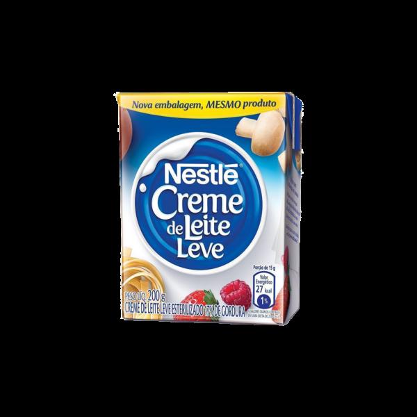Creme de Leite UHT Nestlé Caixinha 200g