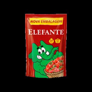 Extrato de Tomate Pouch Elefante 2 Kg