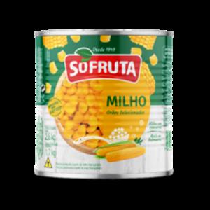 Milho Verde em Conserva 1,7kg Só Fruta