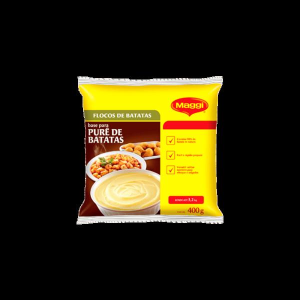 MAGGI® Purê de Batatas 400g Nestlé Professional