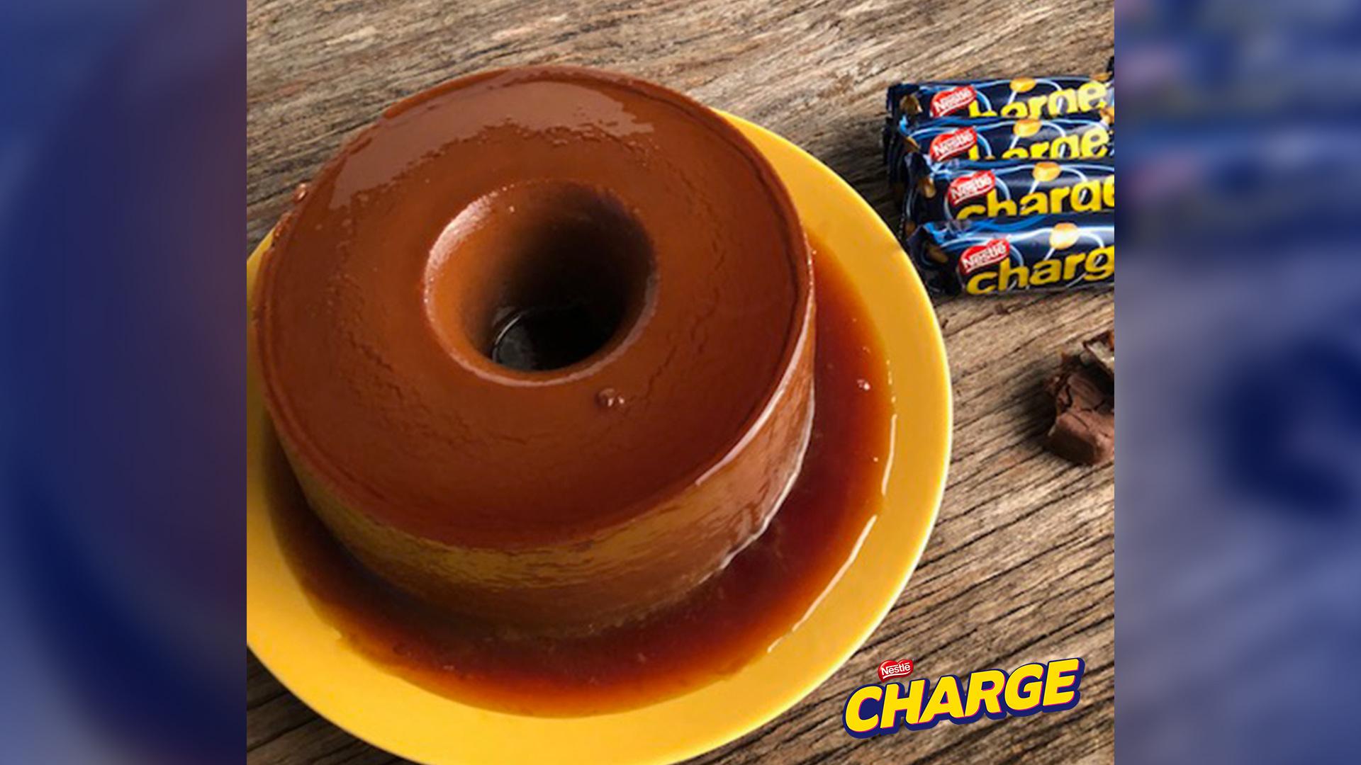 Pudim de Charge post thumbnail image
