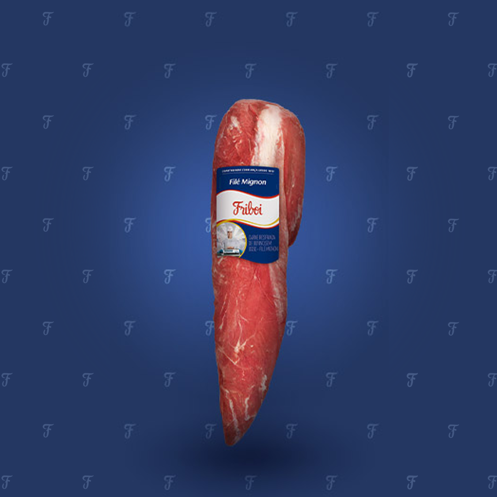 Filé Mignon Bovino Congelado Friboi – JBS