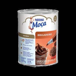 MOÇA® Brigadeiro (lata) 2,57kg