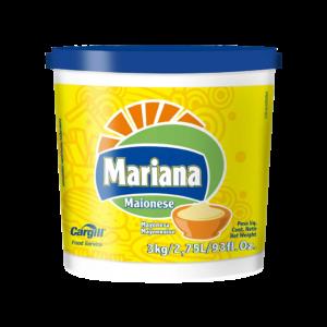 Maionese Mariana 3kg