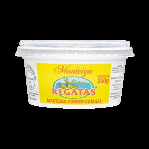 Manteiga Regatas Pote 200g