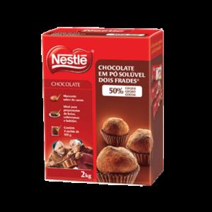NESTLE® Chocolate em Pó 50% - 2kg